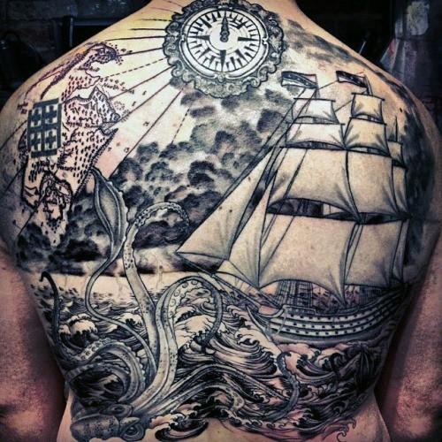 Australian Navy Tattoo Designs